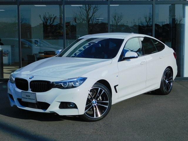 BMW 320dグランツーリスモ Mスポーツ黒革19AWACC