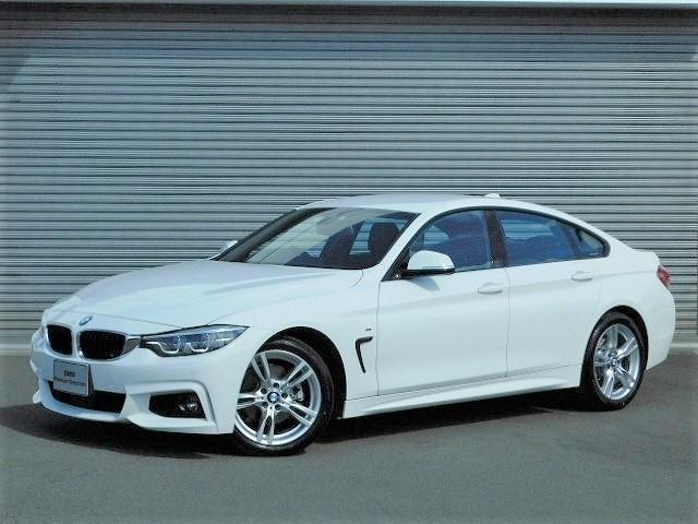 BMW 420iグランクーペ Mスポーツ 18AW LED ACC