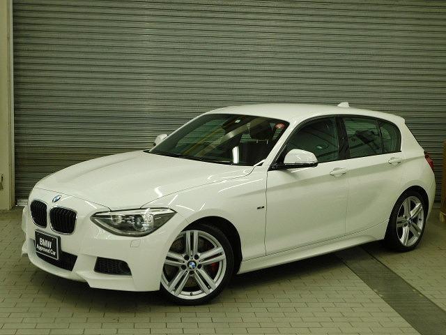 BMW 120i MスポーツMブレーキBカメラ電動シート18AW