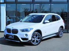 BMW X1xDrive 18d xライン弊社下取コンフォートPKG