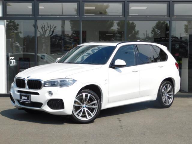 BMW xDrive 35d Mスポーツ20AWサンルーフLED黒革