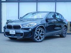 BMW X2 xDrive 18d MスポーツX 黒革ACCHUD19AW