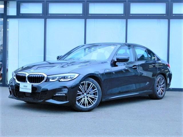 BMW 330i Mスポーツ ハイライン 18AW 黒革電動シート