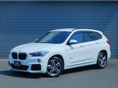 BMW X1sDrive 18i Mスポーツ 弊社下取 フルセグ