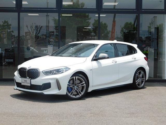 BMW M135i xDrive 黒革 ACC 18AW Pサポート