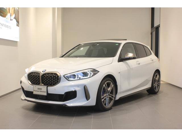 BMW M135i xDrive 18AW サンルーフ ACC