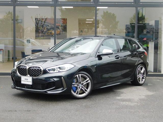 BMW M135i xDriveデビューPKG弊社デモカー