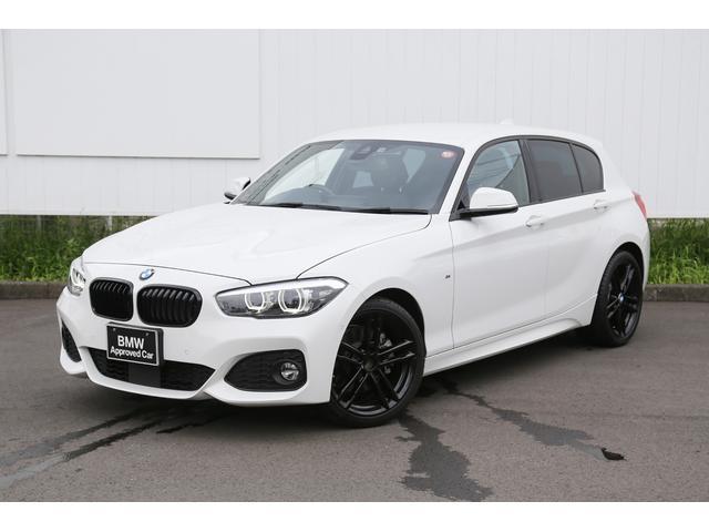 BMW 1シリーズ 118d Mスポーツ エディションシャドウ 前車追従 LED
