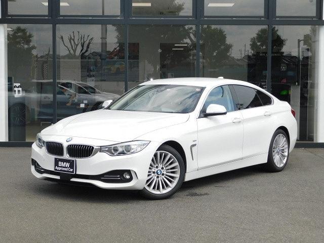 BMW 4シリーズ 420iグランクーペ ラグジュアリー ACC 18AW