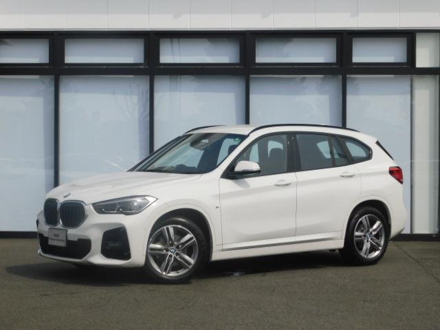 BMW X1 sDrive 18i Mスポーツ 18AW バックカメラ 前後センサー LEDヘッドライト ACC オートトランク スポーツ電動シート インテリジェントセーフティ コンフォートアクセス ミラーETC SOSコール パーキングアシスト