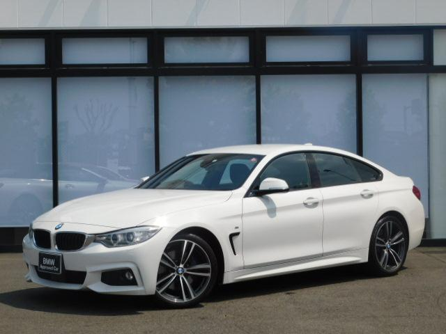 BMW 420iグランクーペ Mスポーツ ファストトラックパッケージ 19AW アダプティブMサスペンション Mブレーキ バックカメラ リアセンサー オートトランク ACC インテリジェントセーフティ コンフォートアクセス ミラーETC