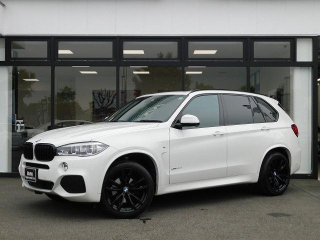 BMW X5 リミテッドホワイト 20AW サンルーフ ハーマンカードンスピーカー 黒革電動シート シートヒーター ACC コンフォートアクセス オートトランク LEDヘッドライト フルセグTV インテリジェントセーフティ