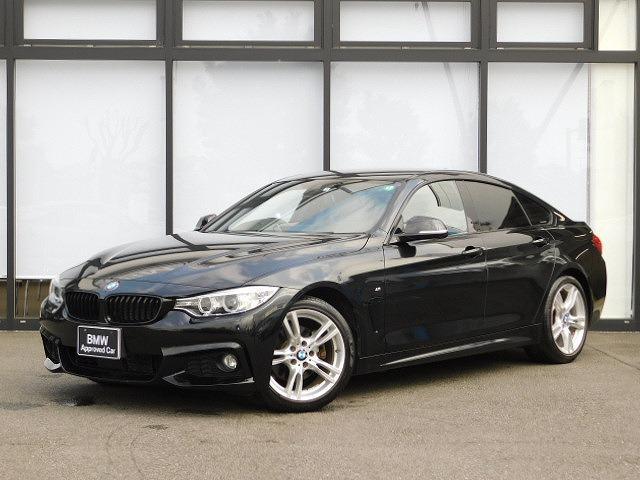 BMW 420iグランクーペ Mスポーツ 18AW 電動シート ACC バックカメラ リアセンサー コンフォートアクセス オートトランク パドルシフト 社外フルセグTV SOSコール ミラーETC インテリジェントセーフティ