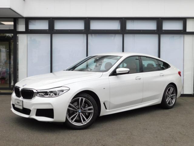 BMW 623d グランツーリスモ Mスポーツ 19AW コンフォートアクセス オートトランク ACC パドルシフト レーンコントロール 茶革電動シート シートヒーター バックカメラ 前後センサー オートホールド ヘッドアップディスプレイ