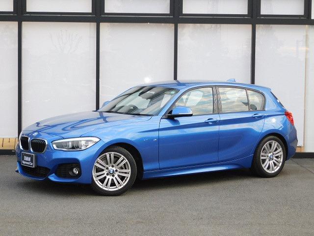 BMW 118d Mスポーツ 17AW バックカメラ リアセンサー 1オーナー LEDヘッドライト ミラーETC インテリジェントセーフティ 社外フルセグTV