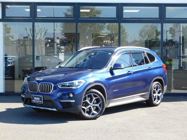 BMW xDrive 18d xライン 18AW コンフォートアクセス オートトランク LEDヘッドライト バックカメラ 前後センサー パーキングアシスト インテリジェントセーフティ
