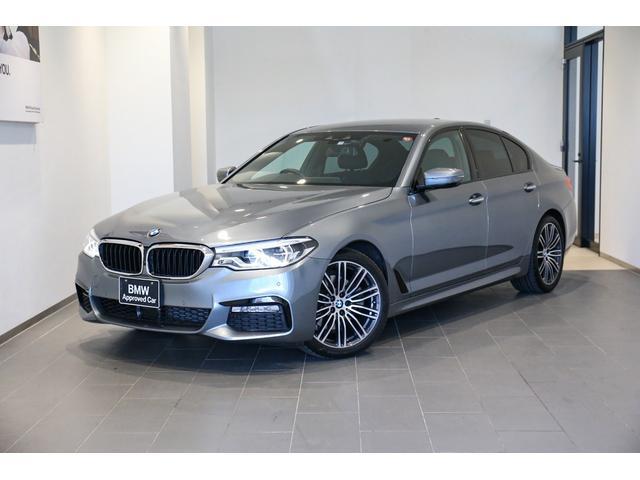 BMW 523d Mスポーツ アルカンターラ電動シート19インチアルミホイール全方位カメラACC社外前ドラレコ&レーダーSOSハンドルアシストUSBコンフォートアクセス全方位PDCインテリジェントセーフティ