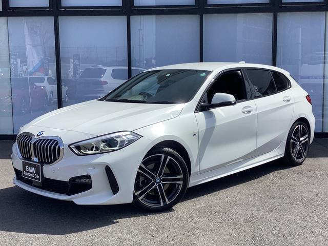 BMW 1シリーズ 118i Mスポーツ 18AW LED コンフォートアクセス インテリジェントセーフティー バックカメラ 後退アシスト パーキングアシスト 純正ナビゲーション スポーツ電動シート