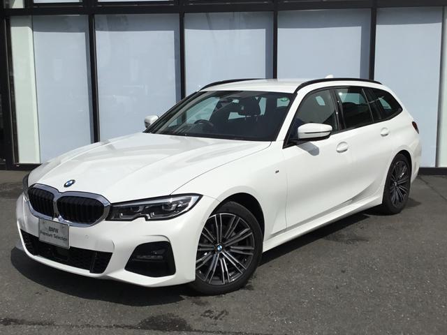BMW 3シリーズ 320d xDriveツーリング Mスポーツ 18AW 前車追従クルコン トップビューカメラ パーキングサポート コンフォートアクセス オートトランク 電動シート シートヒーター LEDヘッドライト パドルシフト インテリジェントセーフティ