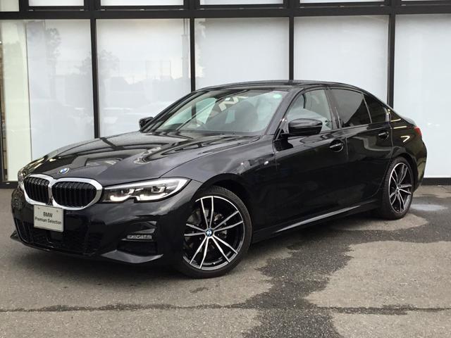 BMW 3シリーズ 320d xDrive Mスポーツ 19AW トップビューカメラ パーキングサポート 前後センサー 前車追従クルコン オートトランク 電動シート シートヒーター コンフォートアクセス 後退アシスト パドルシフト