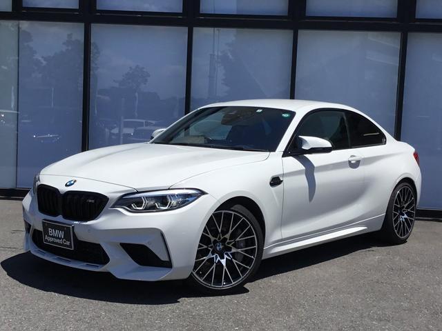 BMW コンペティション Harmanサウンド19インチアロイホイールLEDヘッドライト ブラックレザーシート社外ドラレコ前後障害物センサー