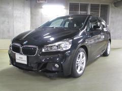 BMW218dアクティブツアラー Mスポーツ ナビ・カメラ・PDC
