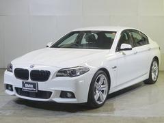 BMW523i Mスポーツ ザ・ピーク 限定車 19インチ 黒革