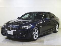 BMW523i Mスポーツ サンルーフ パドルシフト