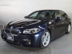 BMW528i Mスポーツ液晶メーターオイスター革アクティブC