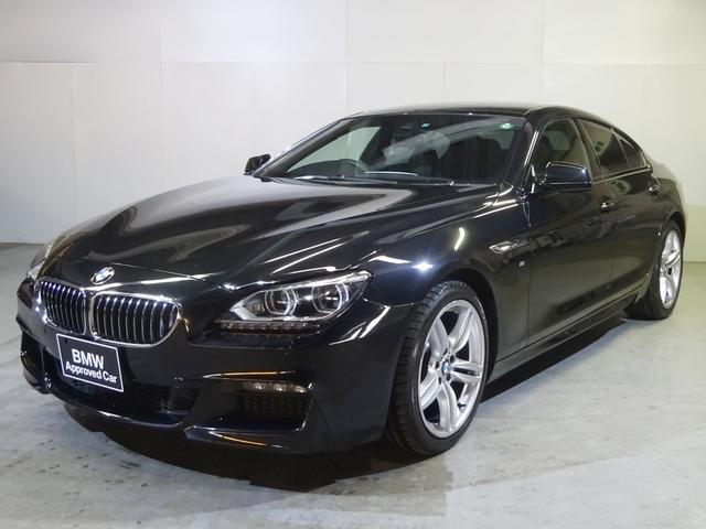 BMW 640iグランクーペMスポーツ サンルーフ 黒革