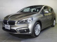 BMW218i ラグジュアリー・ACC・カメラ・コンフォート・黒革