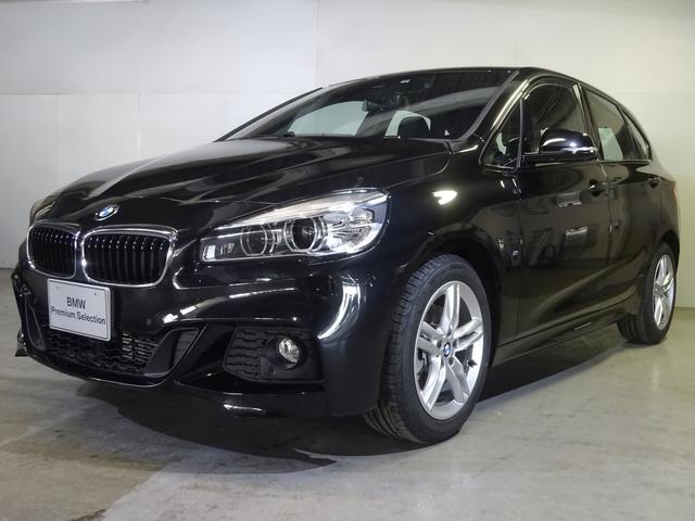 BMW 218iMスポーツ・コンフォート・ナビ・カメラ・前後PDC