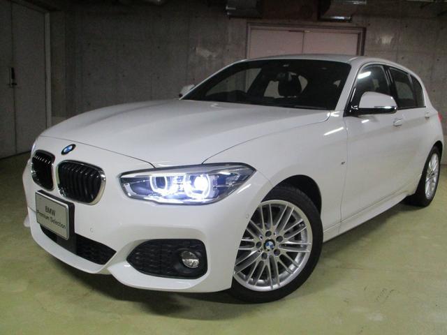 BMW 118i Mスポーツ ACC・ナビ・カメラ・前後センサー