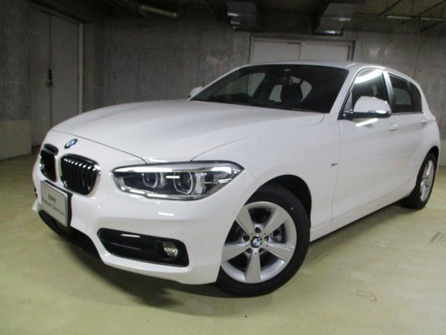 BMW 118i スポーツ ACC・ナビ・カメラ・コンフォート