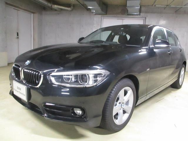 BMW 118i スポーツ ACC・ナビ・カメラ・PDC