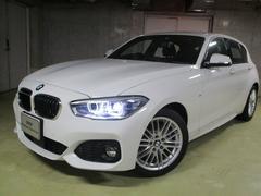 BMW118i Mスポーツ ACC・ナビ・カメラ・前後センサー