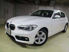 BMW118i スポーツ ACC・ナビ・カメラ・コンフォート