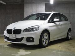 BMW218dMスポーツ・ナビ・カメラ・コンフォート