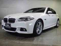 BMW523i Mスポーツ ACC・ナビ・カメラ・衝突軽減