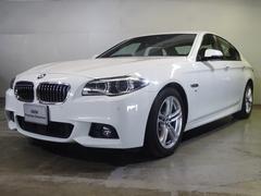 BMW523i Mスポーツ黒革・ACC・LEDライト・液晶メーター