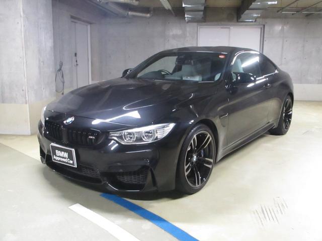 BMW M4クーペ カーボンパネル・ヘッドアップ・LEDライト