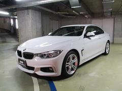 BMW420iクーペ Mスポーツ ACC・ナビ・カメラ・衝突軽減