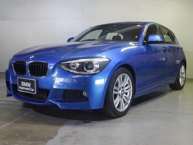 BMW 120i Mスポーツ ナビ・カメラ・PDC・USB