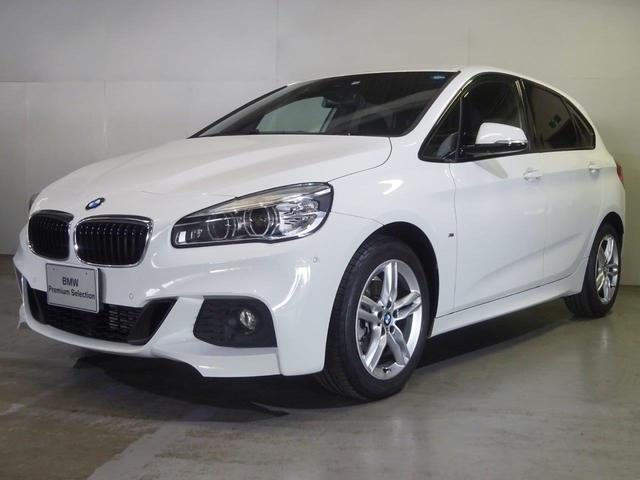 BMW 218d xDriveMスポーツACC・HUD・コンフォート