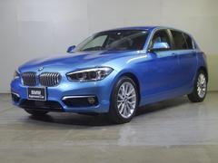 BMW118iファッショニスタ レザー パワーシート ACC
