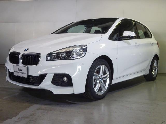 BMW 218d Mスポーツ・コンフォート・ナビ・カメラ・衝突軽減