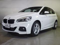 BMW218d Mスポーツ・コンフォート・ナビ・カメラ・衝突軽減