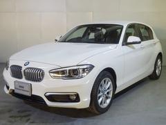 BMW118d スタイル バックカメラ ETC 被害軽減ブレーキ