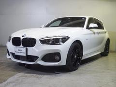 BMW118d Mスポーツ エディションシャドー コニャックレザー