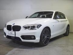 BMW118i スポーツ カメラ 追従クルコン 純正19インチ